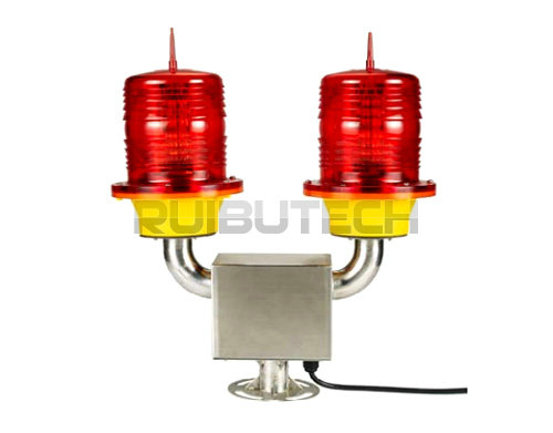 ZH-800AM/S double aviation obstacle light intensity